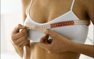 Рост груди — что нужно есть для этого: какие продукты увеличивают грудные железы