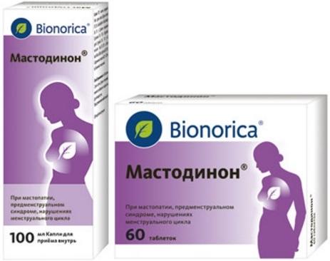 Мастодинон от мастопатии: как принимать препарат в таблетках и каплях