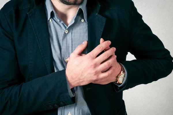 Симптомы сердечной недостаточности у мужчин и как ее распознать