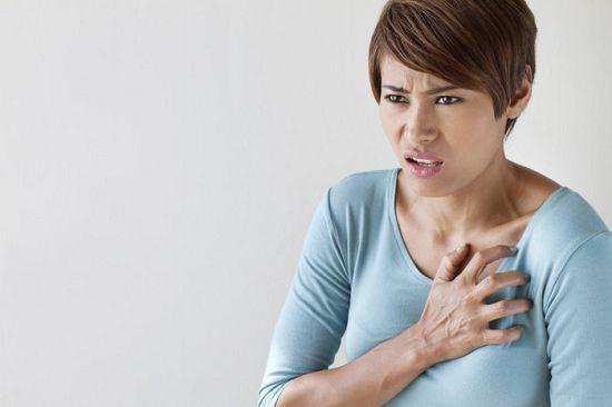 Симптомы микроинфаркта у женщин