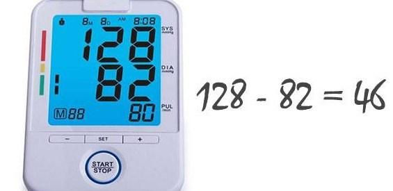 Пульсовое давление: что это, норма по возрастам (таблица)