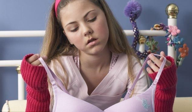 Как растет грудь девочки: когда начинается рост молочных желез, признаки и этапы