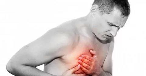 Боль под левой грудью у женщин: что находится и может колоть слева в грудине