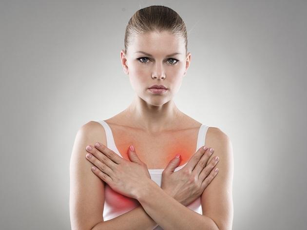 Болит грудь в середине цикла после овуляции: почему и как устранить боли