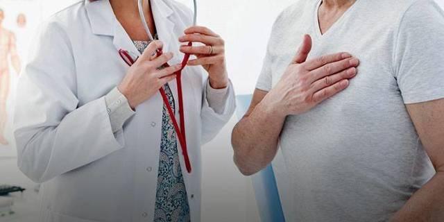 cердечный приступ: симптомы у женщин и мужчин, первая помощь и лечение