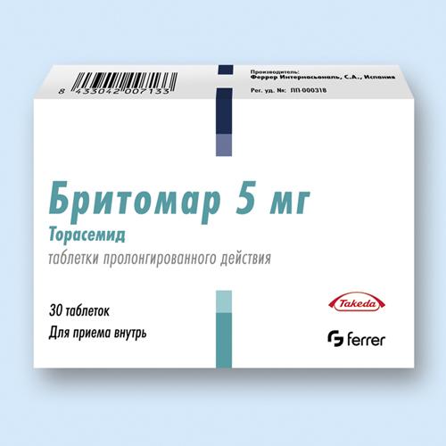 Петлевые диуретики: список препаратов, механизм действия, показания