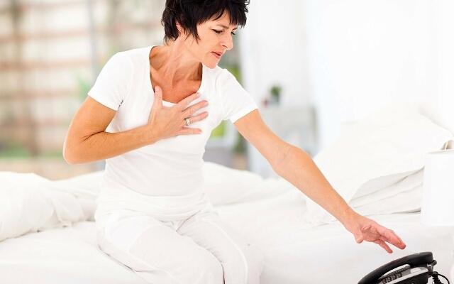 Симптомы стенокардии у женщин: 20 признаков