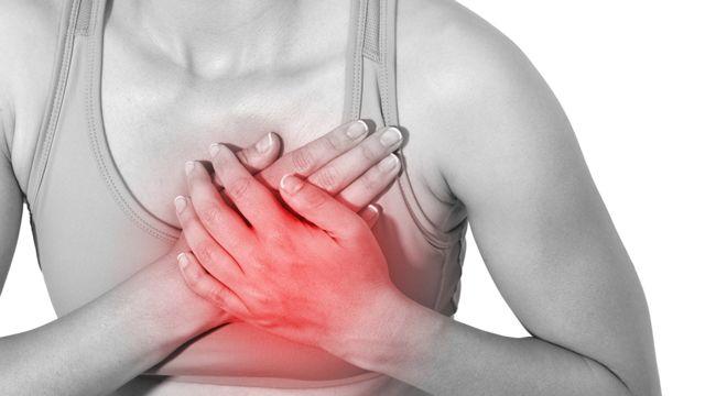 Жжение в молочной железе - в левой или правой: возможные причины и лечение