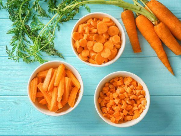 Морковь и тыква при грудном вскармливании: можно ли кормящей маме их есть