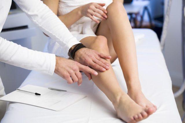 Лимфостаз нижних конечностей: лечение, симптомы и причины возникновения